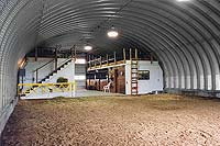 Horse Barns and Stalls