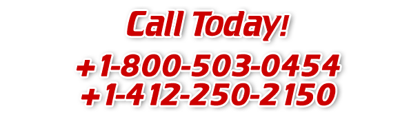 Call Us Toll-Free:1-800-579-2544